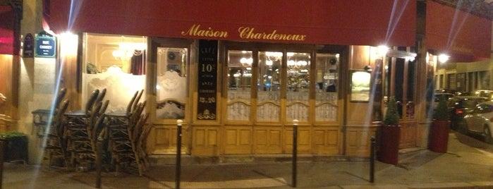 Le Chardenoux is one of Rest a descobrir.. Paris.