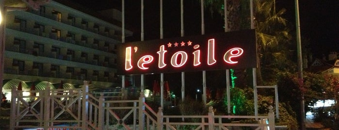 Letoile Beach Hotel Marmaris is one of Marmaris Otelleri.