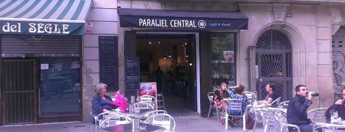 Paral·lel Central is one of Around Paral·lel.