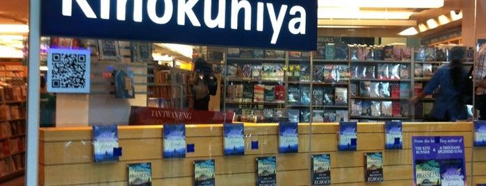 Kinokuniya is one of Cuti-cuti malaysia.