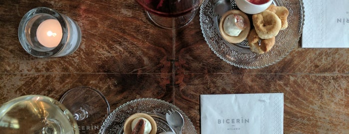 BIcerin is one of The 15 Best Places for Wine in Milan.