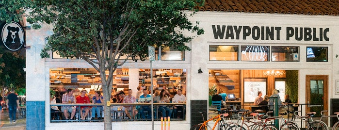 Waypoint Public is one of San Diego by Hearts Are Analog.