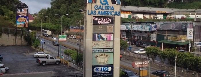 C.C. Galerías Las Américas is one of Top 10 favorites places in Los Teques, Miranda.
