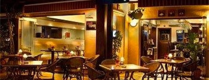 Cafe Cafen Bistro is one of Bodrum /TURKEY City Guide.