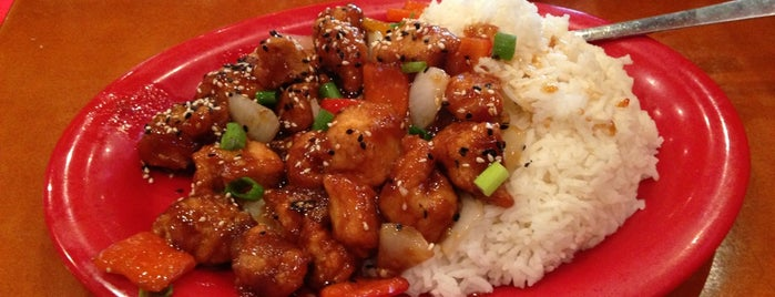 Pei Wei is one of Vegan dining in Las Vegas.