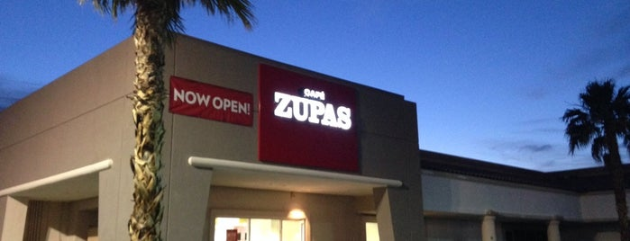 Café Zupas is one of The 15 Best Trendy Places in Henderson.