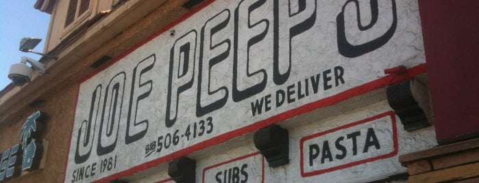 Joe Peep's Pizza is one of Guide to North Hollywood's best spots.