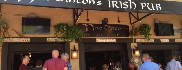 MacDinton's Irish Pub & Restaurant is one of Florida.
