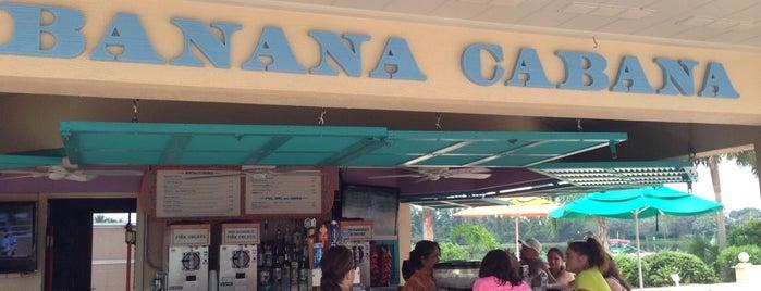 Banana Cabana is one of Disney Adventure.