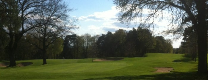 Golf- und Land-Club Berlin-Wannsee e.V. is one of Best sport places in Berlin.