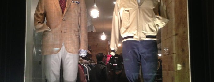 Carson Street Clothiers is one of Men's Clothing.