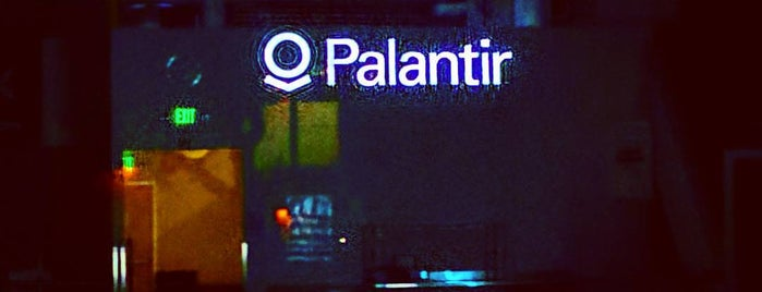 Palantir Technologies HQ is one of Palo Alto Tech Startups.