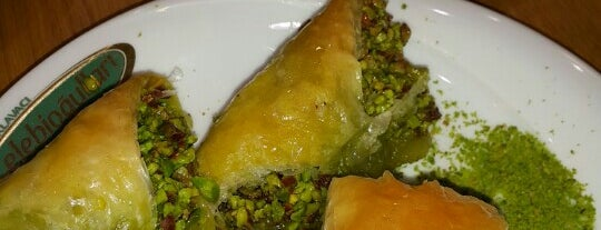 Çelebioğulları Baklava is one of İnstagram: hmmlayanlar.