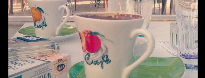 Karmeta Cafe & Nargile is one of Gezintii.