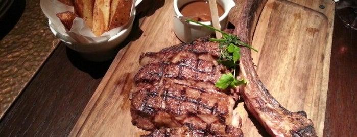 Grand Hyatt Steakhouse is one of ♥️Hong Kong.