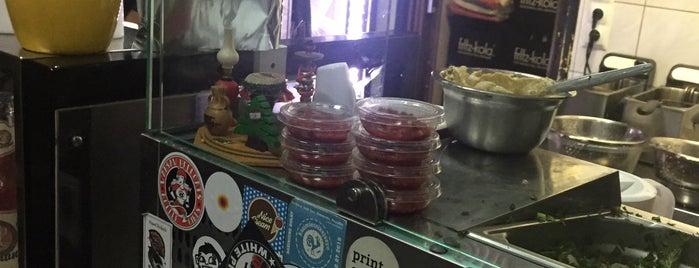 Falafel Bejrut is one of WAW lunch.