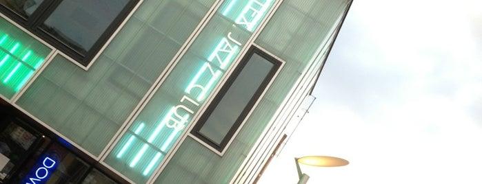 Vortex Jazz Club is one of Live music London.