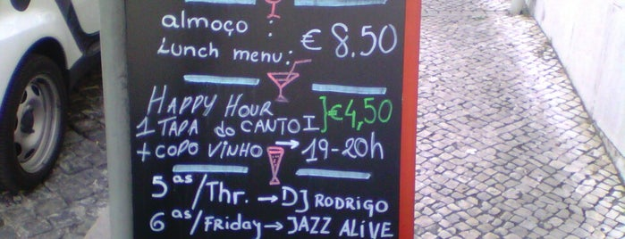 Tágide Wine & Tapas Bar is one of Food & Fun - Lisboa.