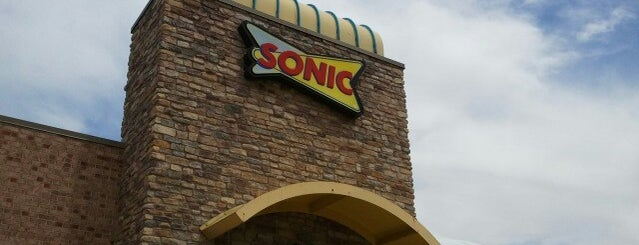 SONIC Drive In is one of Guide to Lafayette's best spots.