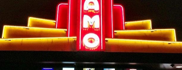 Alamo Drafthouse Cinema- Vintage Park is one of Favorites.