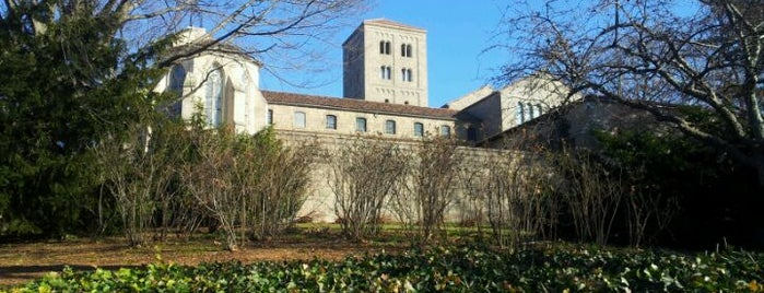 The Cloisters is one of Park Highlights of NYC.
