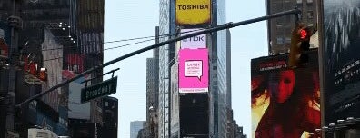 W New York - Times Square is one of Hotels Round The World.