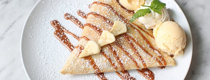 Sweet Paris Creperie is one of Places I want to try out II (eateries).