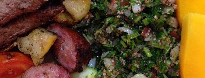 Sevan Gastronomia Árabe e Armênia is one of Árabes.