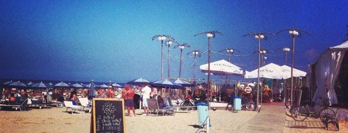 Majori Beach is one of Jurmala.