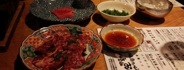 焼肉ホルモン 八重山おときち is one of 石垣.