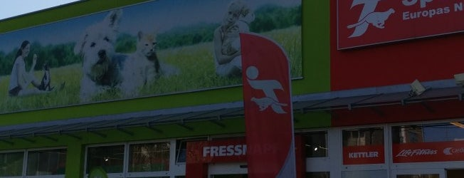 Fressnapf is one of Stores and services in Graz.
