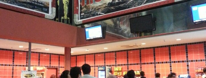 MBO Cinemas is one of a.