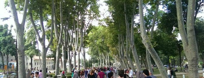 Gülhane Parkı is one of Istanbul - En Fazla Check-in Yapılan Yerler-.