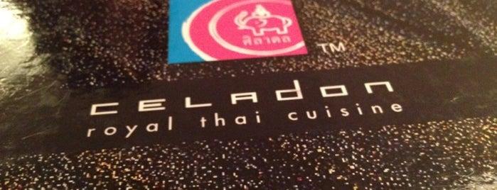 Celadon Royal Thai Cuisine is one of KL.