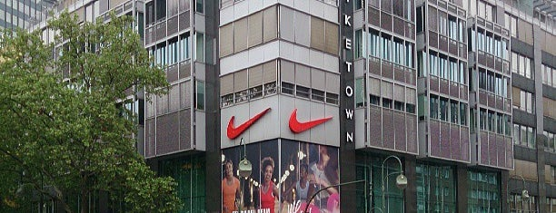 Niketown Berlin is one of To Do in Berlin.