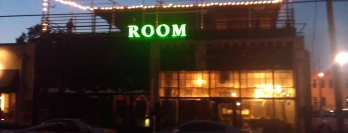 The Green Room is one of Dallas.