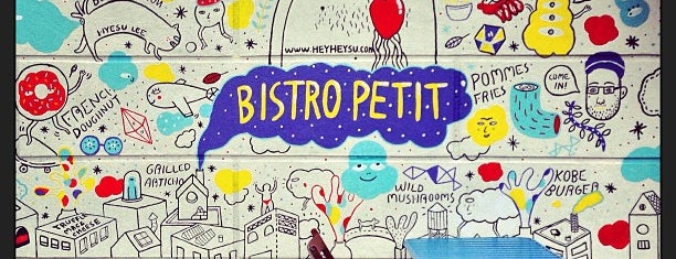 Bistro Petit is one of BYOB NYC.