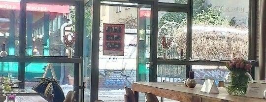 Literaturcafé Furst & Iven is one of Berlin Best: Cafes, breakfast, brunch.