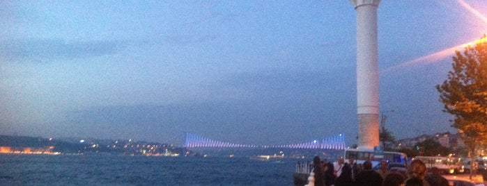 Üsküdar Deniz Feneri is one of Must-visit Outdoors & Recreation in Istanbul.