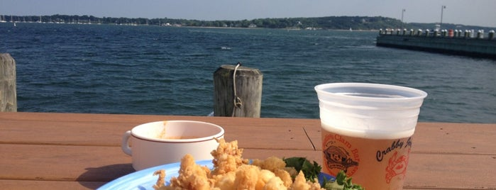 Claudios Clam Bar is one of Greenport.
