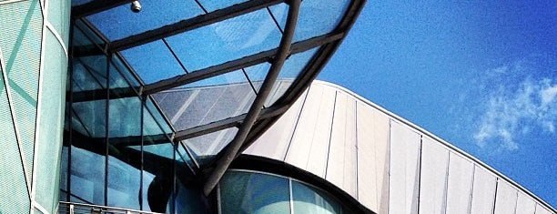 BT Convention Centre is one of Liverpool.