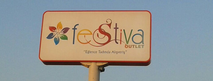 Festiva Outlet is one of themaraton.