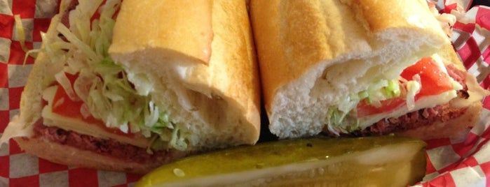 Puccio's New York Deli is one of To Try.