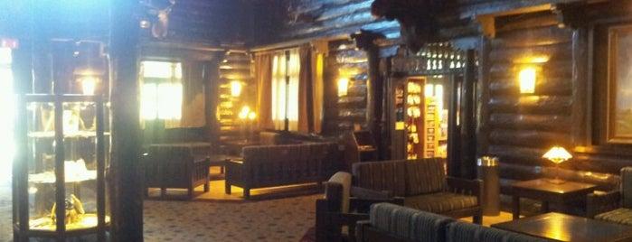 El Tovar Hotel is one of Historic Hotels to Visit.