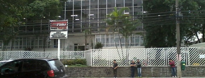 FMU - Campus Itaim Bibi is one of Casa e Trabalho.
