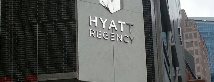 Hyatt Regency Boston is one of My favorite hotels.