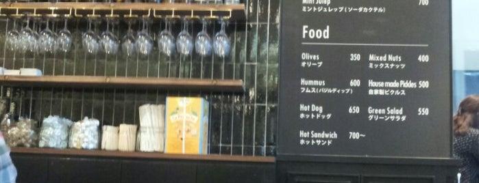 The City Bakery is one of Osaka.