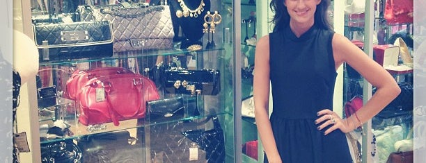 A Second Chance Designer Resale Boutique is one of NYC Shopping.