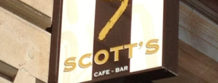 Scott's Bar is one of Les bars de Steph G..