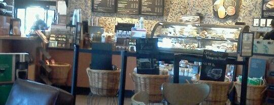 Starbucks is one of Restaurant.